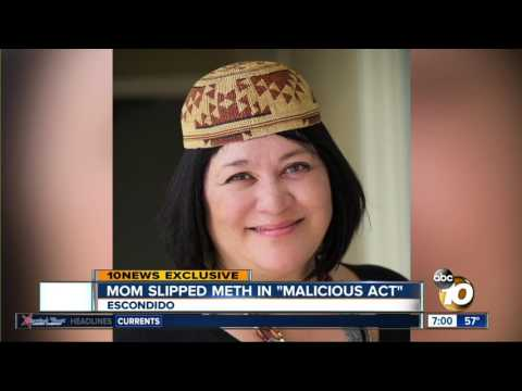 """Mom slipped meth in """"malicious act"""""""