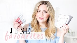 June Favourites | I Covet Thee, eyeshadow, deoderant, sunscreen, beauty, skincare