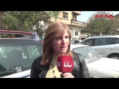 Syria   Damascus : Abbassiyyin Area On 19.03.2017