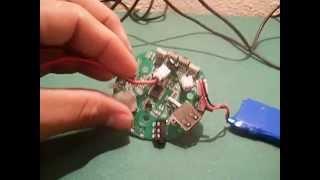 tutorial como reparar bocina portatil