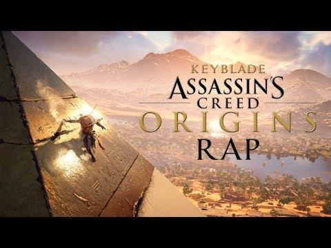 ASSASSIN'S CREED ORIGINS RAP - Soy el Origen | Keyblade