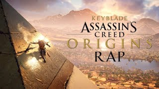 ASSASSIN'S CREED ORIGINS RAP - Soy el Origen | Keyblade