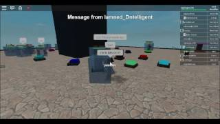 ROBLOX: Mannequin Challenge (If you count an admin freezing us it) SHOUT OUT TO THE IGS GROUP!