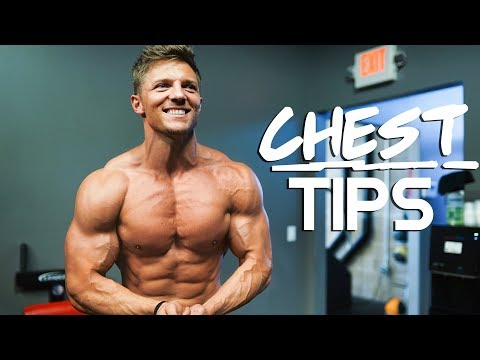 Chest Building Dumbbell Workout