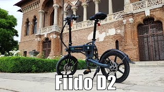 Fiido D2 Foldable eBike Full Review