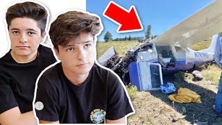 We survived a plane crash