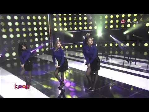 140218 AOA - Miniskirt