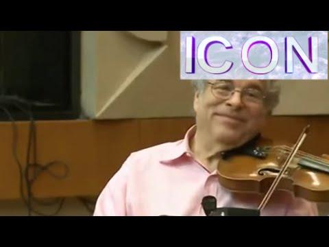 Icon 04/16/2016 Itzhak Perlman