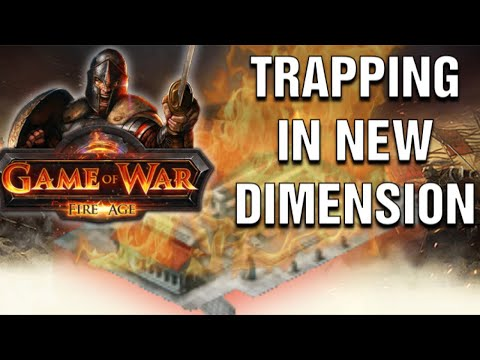 How To Trap in The New Game Of War Dragon Dimension
