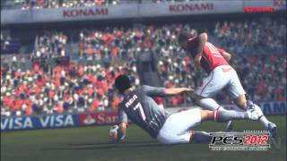 Download Pro Evolution Soccer 2012: E3 2011 Trailer