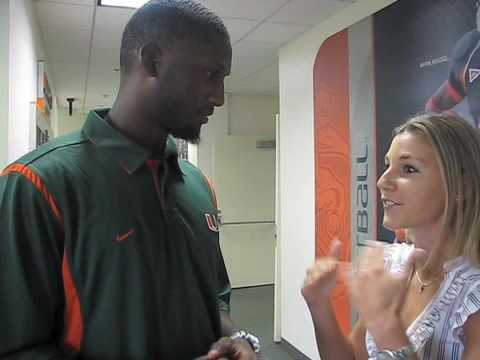 Canes Connection: QB Jacory Harris