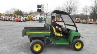 John Deere Gator HPX Diesel Utility Vehicle
