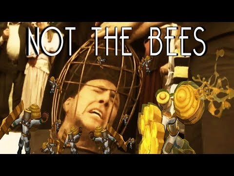 Singed Not The Bees