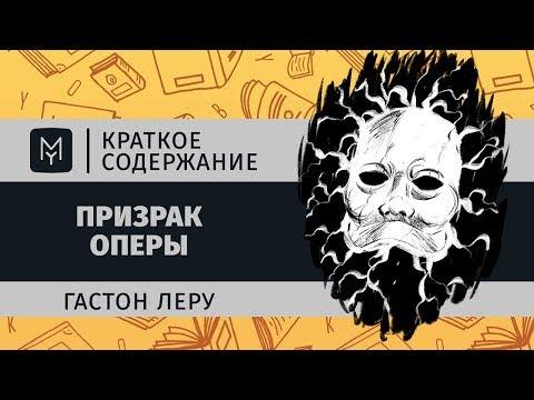 Краткое содержание - Призрак Оперы