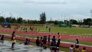 80M Hurdle Perempuan Zon Parapat 2018