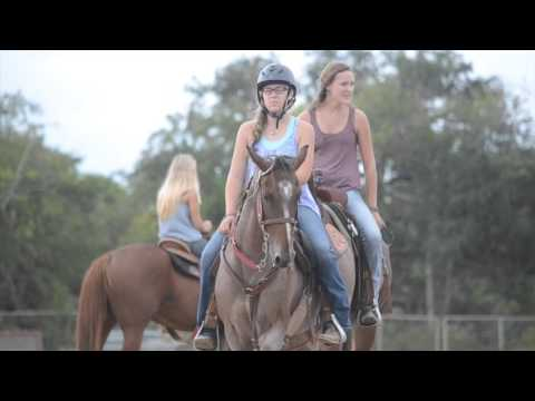 Tattoos On This Town (Barrel Racing and Pole Bending)