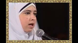 Video Quran Tilawat Beautiful Voice  Somaya Abdul Aziz Eddeb download MP3, 3GP, MP4, WEBM, AVI, FLV November 2018