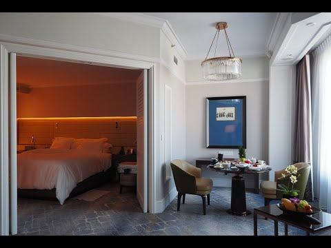 ROOM TOUR - Four Seasons Singapore : Executive Suite