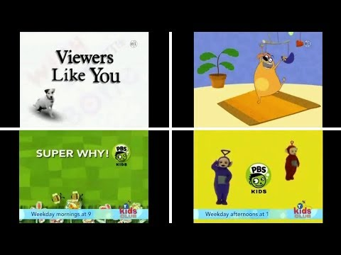 PBS Kids GO!/PBS Kids Program Break (2007 WHYY-TV)