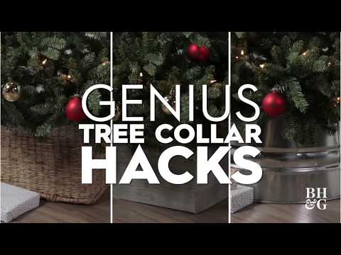 Genius Tree Collar Hacks | Made By Me Crafts | Better Homes & Gardens