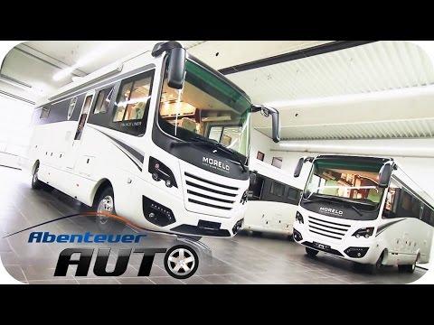 Mega-Mobil-Manufaktur Morelo | Abenteuer Auto Classics Mp3