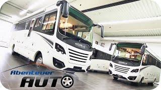 Mega-Mobil-Manufaktur Morelo | Abenteuer Auto Classics