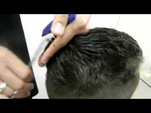 Corte Militar PASSO A PASSO! BY: Robson