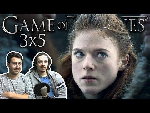 Game Of Thrones Season 3 Episode 5 REACTION