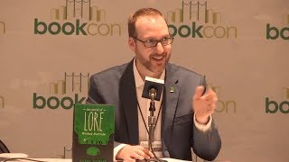 The World of Lore with Aaron Mahnke (full panel) | BookCon 2018