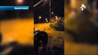 В Архангельской области патрульные едва не расстреляли женщину