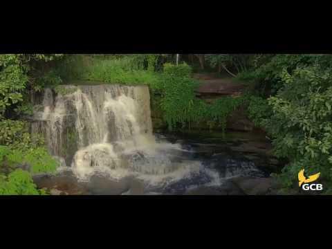 Fuller Falls -  Brong Ahafo Region