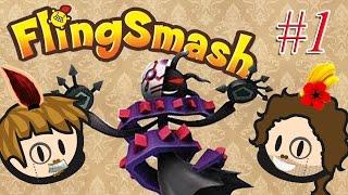 Fling Smash #1 Best Funnest Game | G over Tea