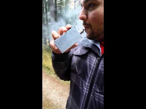 SubOhm dampfen mit viel Dampf