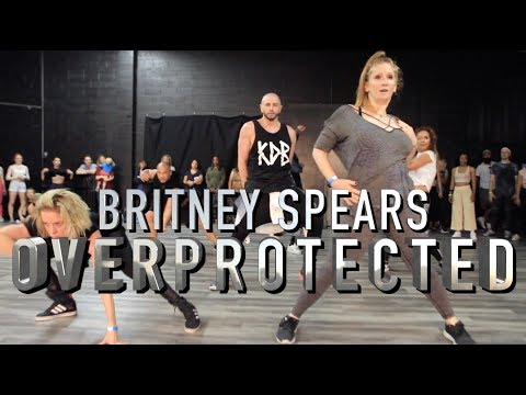 Overprotected - Britney Spears | Brian Friedman Choreography | MVO Workshop for Donyelle Jones