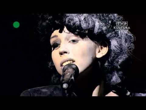 Maja Kleszcz  Rebeka Gala 32 Przeglądu Piosenki Aktorskiej wwwincarnationspl