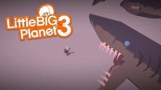 LittleBIGPlanet 3 - Plane Crash. Plane Crash. And More Plane Crash. [Playstation 4]