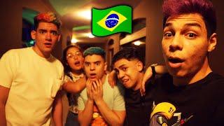 ¡NOS MUDAMOS a una MANSIÓN en BRASIL para VIVIR! Ft. Donato, Jeanki, Hectorino, Barbie, etc. *épico*
