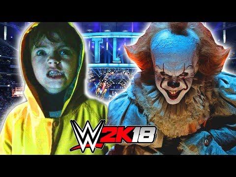 GEORGIE vs PENNYWISE | WWE 2K18 Gameplay