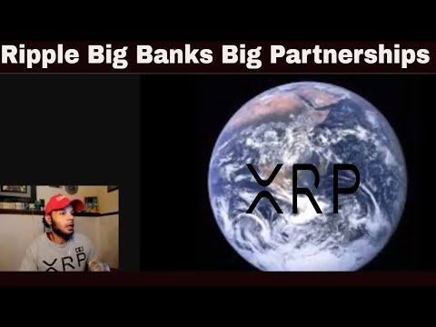 Big Banks Big Partnerships..Ripple Earthport Belguim's largest bank. .....XRP AFTER DARK