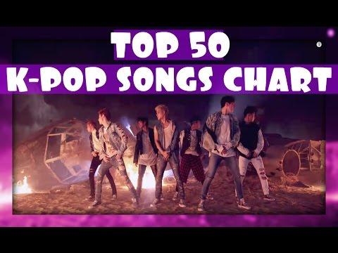 [TOP 50] K-POP SONGS CHART - SEPTEMBER 2016 (WEEK 5)