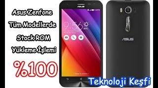 Asus Zenfone Stock Rom Yükleme (Tüm Modellerde)