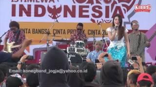 Download Lagu KONEG LIQUID feat VIA VALLEN - Kalung Emas [Cover KONEG JOGJA] [Cinta Rupiah] mp3