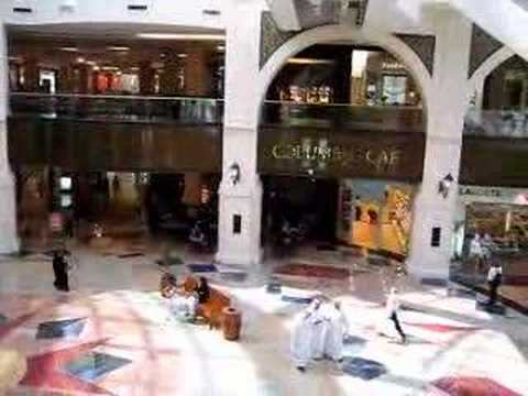 Call to Prayer in Mall of the Emirates