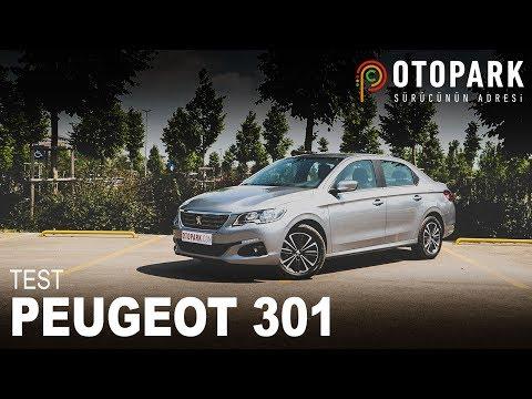 Peugeot 301 & Citroen C-Elysée  | TEST