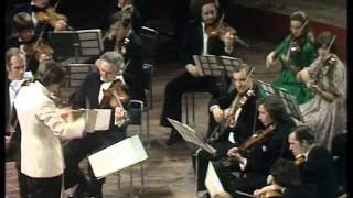 Sir Neville Marriner Beethoven's Grosse Fugue at the 1975 BBC Proms