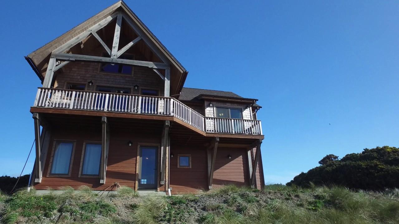 Two Cranes Beach House Bandon Oregon