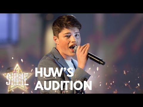 Huw Roberts performs 'Don't Look Back In Anger' by Oasis - Let It Shine - BBC One
