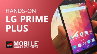 LG Prime Plus (LG Spirit) [Hands-on | MWC 2015]