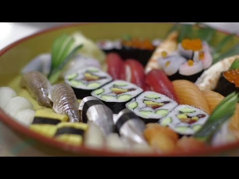 Brazilian chef wins 'World Sushi Cup' in Tokyo