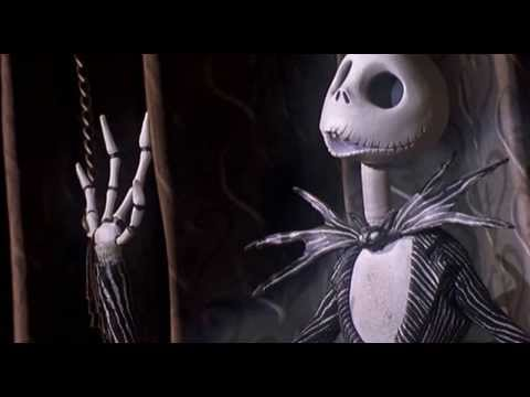 The Nightmare Before Christmas - Town Meeting (Lyrics)